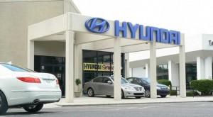 Taylor Hyundai building